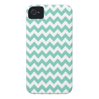 Cockatoo Turquoise Chevron Iphone 4 or 4S Case iPhone 4 Covers