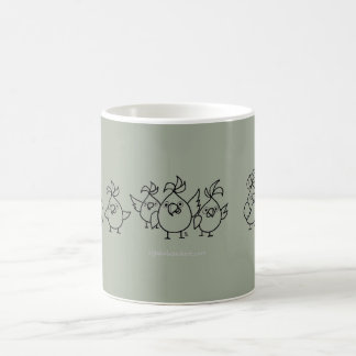 Cockatoos Coffee Mug