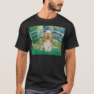 Cocker (Buff) - Bridge T-Shirt