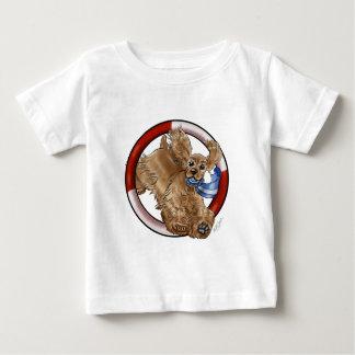 Cocker_buff_no_bg.png Baby T-Shirt