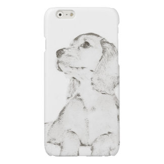 Cocker Glossy iPhone 6 Case