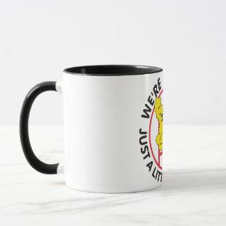 Cocker Spaniel Agility Off Course Mug