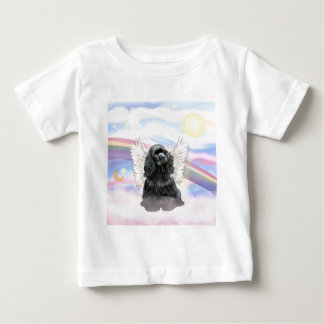 Cocker Spaniel - black Baby T-Shirt