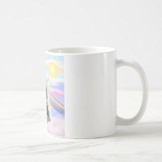 Cocker Spaniel - black Coffee Mug