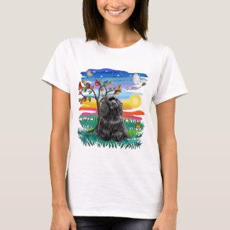 Cocker Spaniel (black) T-Shirt