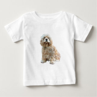 Cocker Spaniel (Buff #2) Baby T-Shirt