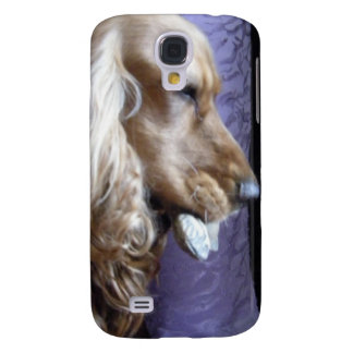 Cocker Spaniel Samsung Galaxy S4 Cases