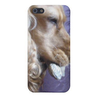 Cocker Spaniel Case For iPhone SE/5/5s
