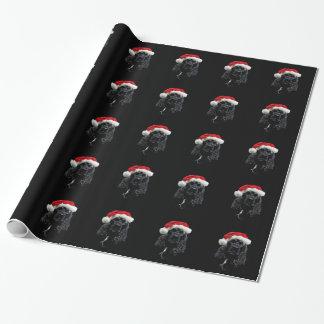 Cocker Spaniel Christmas Gift Wrap