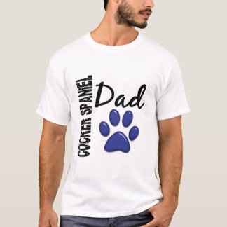 Cocker Spaniel Dad 2 T-Shirt