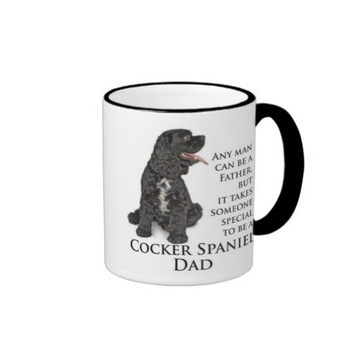 Cocker Spaniel Dad Mug
