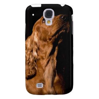 Cocker Spaniel Dog iPhoneG Cover Samsung Galaxy S4 Case