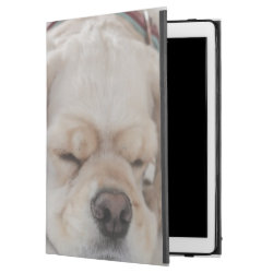 iPad Pro Powis Case with Cocker Spaniel Phone Cases design