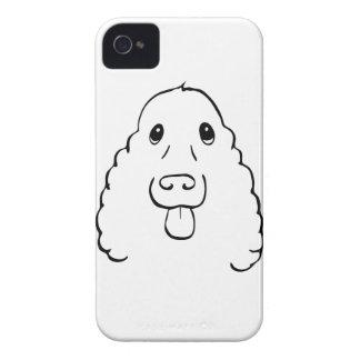 Cocker spaniel Case-Mate iPhone 4 coberturas