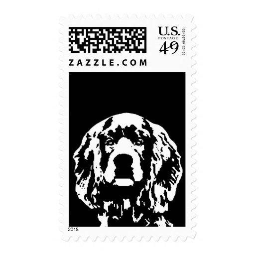 Cocker Spaniel Gifts - Stamp