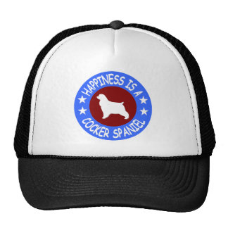 Cocker spaniel gorros