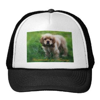 Cocker Spaniel Heartbreaker-in-Training Trucker Hat