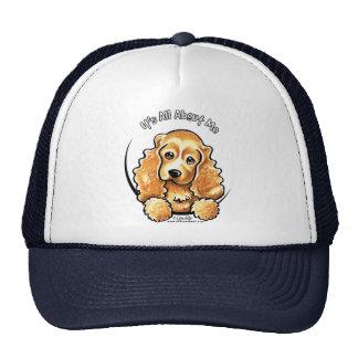 Cocker Spaniel IAAM Trucker Hat