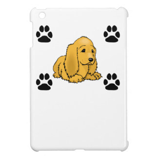 Cocker Spaniel iPad Mini Case