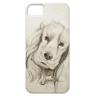 Cocker Spaniel - iPhoneCase iPhone SE/5/5s Case