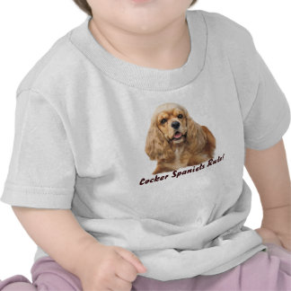 Cocker Spaniel Just Adorable Toddler Unisex Shirt