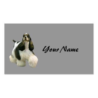 Cocker Spaniel Lover Business Card