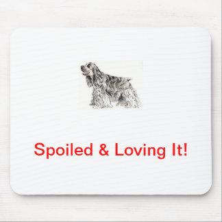 Cocker Spaniel Mouse Pad