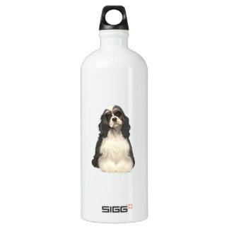 Cocker Spaniel - parti colored SIGG Traveler 1.0L Water Bottle