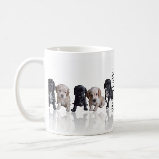 Cocker Spaniel Puppies Coffee Mug