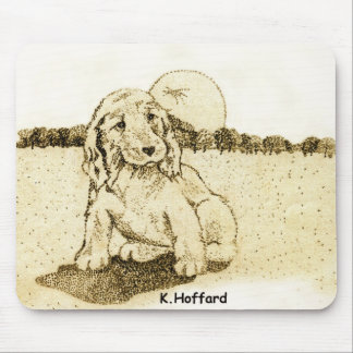 Cocker Spaniel Puppy Mouse Pad
