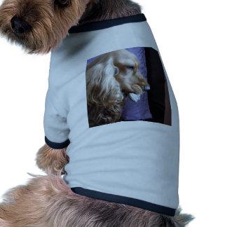 Cocker spaniel camisetas mascota