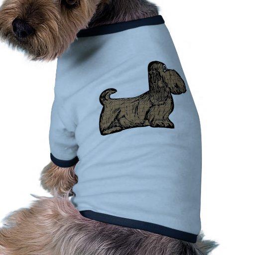 Cocker spaniel ropa perro