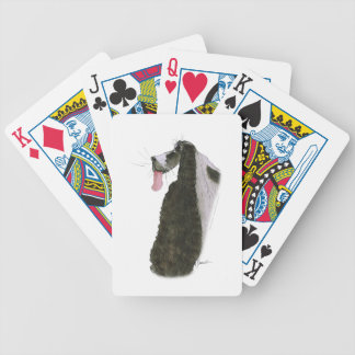 Cocker Spaniel, tony fernandes Bicycle Playing Cards