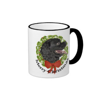 Cocker Spaniel Xmas Mug