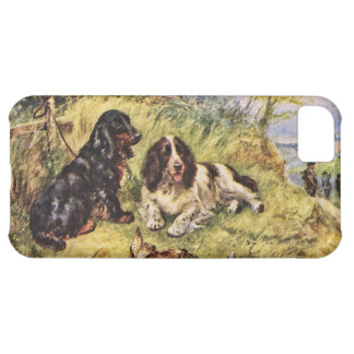 Cocker Spaniels iPhone 5C Covers
