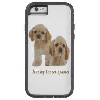 Cocker spaniels  products tough xtreme iPhone 6 case