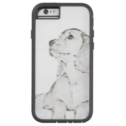 Case-Mate Barely There iPhone 6 Case with Cocker Spaniel Phone Cases design
