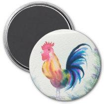 Cockerel magnet