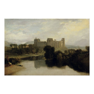 Cockermouth Castle c 1810 Posters