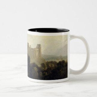 Cockermouth Castle, c.1810 Two-Tone Coffee Mug
