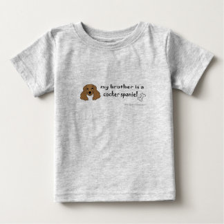 CockerSpanielBrownBrother T-shirt