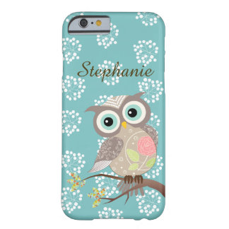 Cocking Head New Fancy Owl iPhone 6 Case