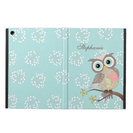 Cocking Head New Fancy Owl Powis iPad Air Case