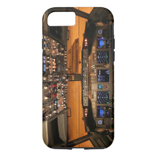 Cockpit by Night iPhone 7 Case