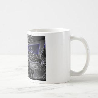 Cockpit Classic White Coffee Mug
