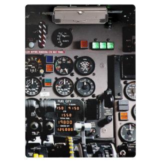 Cockpit Clipboard