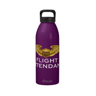 Cockpit Crew:Flight Attendant: Kitchen: Drinking Bottles