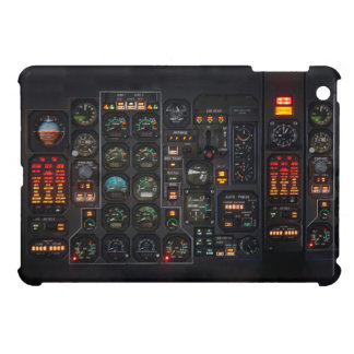 Cockpit iPad Mini Cases