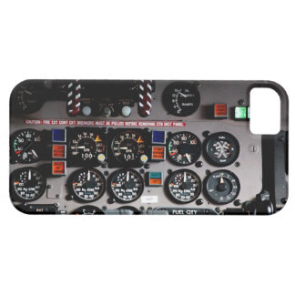 Cockpit iPhone 5 Cover