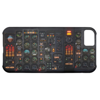 Cockpit iPhone 5C Covers